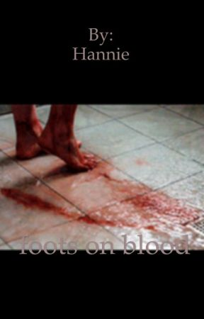Foots On Blood (FOB) by Louise7u7Jackson