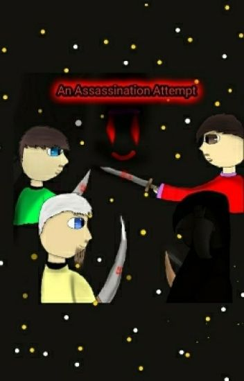 An Assassination Attempt COMPLETED (Reader, Markiplier