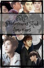 EXO preferences and imagines by SquashyBaoZi