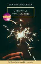 ORIGINALS AWARDS 2018   *CERRADO* by YanCarlosBv