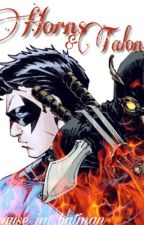 Horns & Talons by because_im_batman
