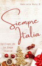 Siempre Italia (Italia #12) by GabysBD