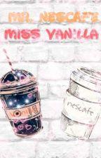 MR.NESCAFE MISS VANILLA by nnbilaaa_