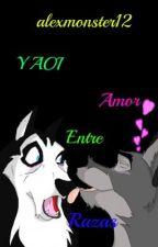 Amor entre razas (Yaoi) [COMPLETADA] by alexmonster12