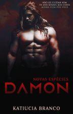 Damon - Novas Espécies by katiucia_Branco