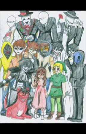 Living with the Creepypastas by iiOmq_Crazy