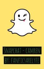 Snapchat - camren by hellishome_