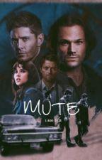 Mute | Sam Winchester  by cslaywalker