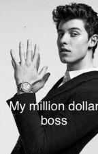 My million dollar boss//s.m by brielle_thornton18