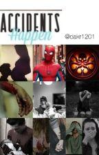 Accidents Happen [Peter Parker X Reader] by dakr1201