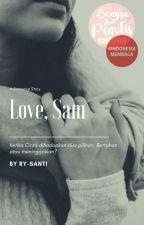 Love, Sam by Ry-santi
