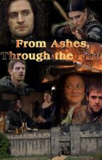 From Ashes, Through the Fire (English) (From Ashes Vol.3) by IlariaTomasini3