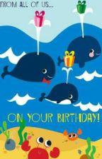 Happy Birthday! by undoubtedlymine