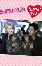 Baekhyun....Love You by ParkChanBee