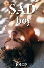 SAD boy by deleinesasa