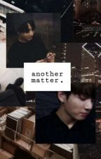 Another Matter • Jungkook&Yein by swimossie