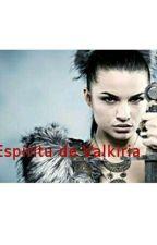 Espíritu de valkiria by Ester_29_17
