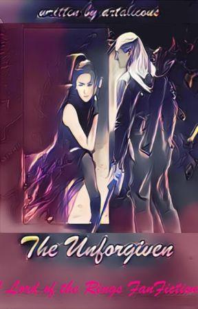 The Unforgiven { Legolas x OC - LotR Fanfiction} - Thranduil