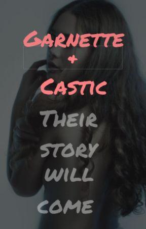 Garnette & Castic by iheartbrownies