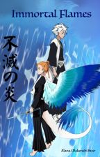 Immortal Flames (Toshiro x Author/reader -sort of oc-) by Starlana1