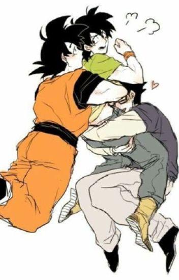 The Magic Briefs Goku X Gohan X Goten