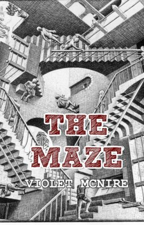 THE MAZE by missviolet613