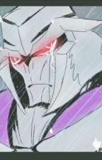 His Seer(MegatronXDepressed!Seer!Reader) by StarscreamTheAsshole