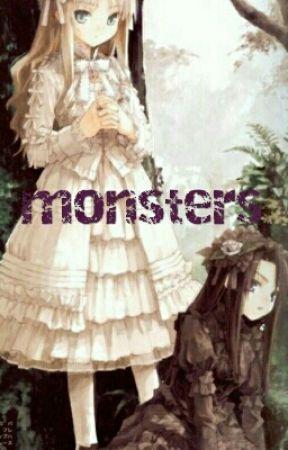 monsters by kyla_cristina