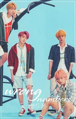 wrong numbers ー taejin.yoonjin
