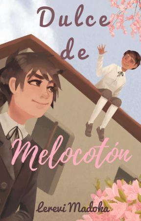 Dulce de melocotón (Higuel) by LereviMadoka