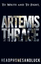 ARTEMIS THRACE by HeadphonesAndLuck
