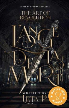 L'Ange de la Mort (The Art of Revolution #1) by poznati