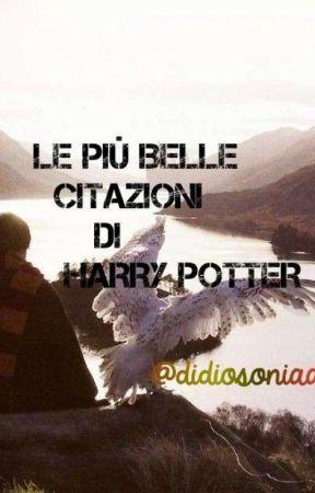 Citazioni Famose Della Saga Di Harry Potter Citazione N