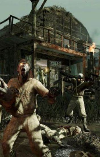 Call Of Duty Zombies Map on