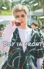 Boy In Front → Cai Xukun by karpaej