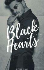 Black Hearts // قلوب سوداء by wedad_roxi