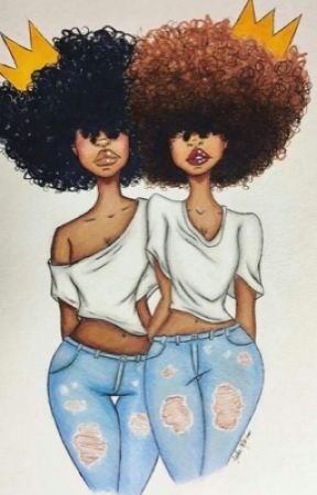 Black Queens by indigomayasummer