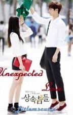 Unexpected Love (J-J Couple Love Story) by litlemscutie