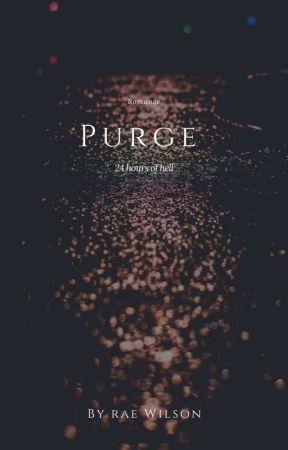 Purge | BTS HORROR AU by swegmochi