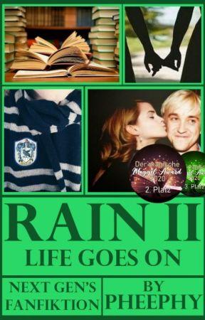Rain II - Life goes on by Pheephy