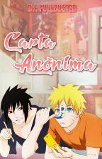 Carta anónima (Naruto, Sasunaru) by FullbusterFic
