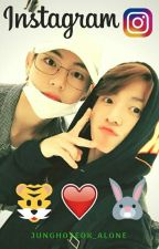 Instagram - Vkook by JungHoseok_Alone