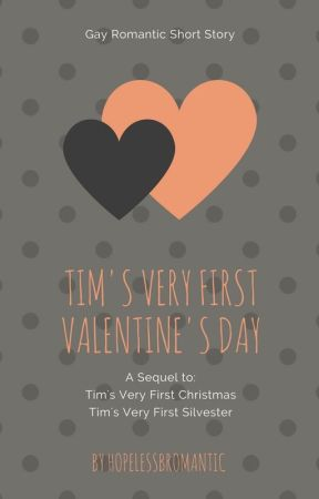 Tim's very first Valentine's Day (m/m) by HopelessBromantic