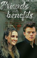 Friends with benefits by My_Little_Black123