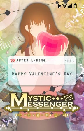 For You Mystic Messenger X Reader Yoosung Wattpad