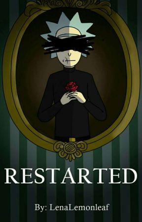 RESTARTED (Rickorty)(Rickcest) by LenaLemonleaf