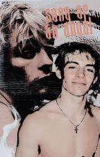 Corredora (Newt y tu) Maze Runner by AleRiggs_Apocalipsis