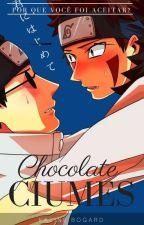 Chocolate Ciumes (ShinoKiba) by kalinebogard
