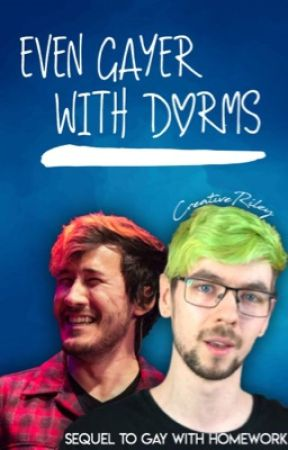 Gayer With Dorms - Septiplier College AU Fanfiction by CreativeRiley