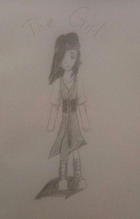 Persona 5 [The Girl] by MadoshiHikari
